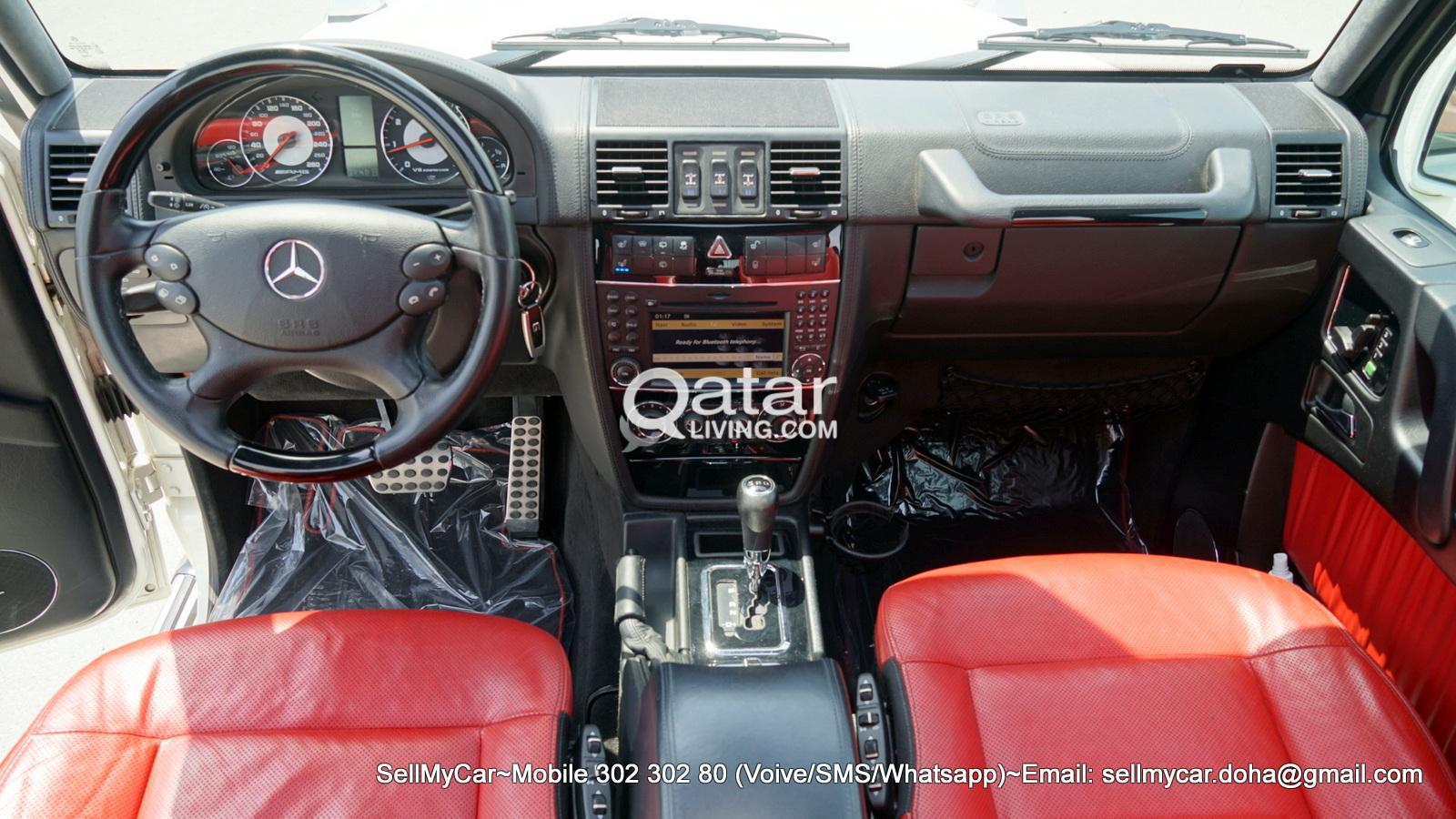 2011 Mercedes Benz G55 AMG Designo (More Photos Av