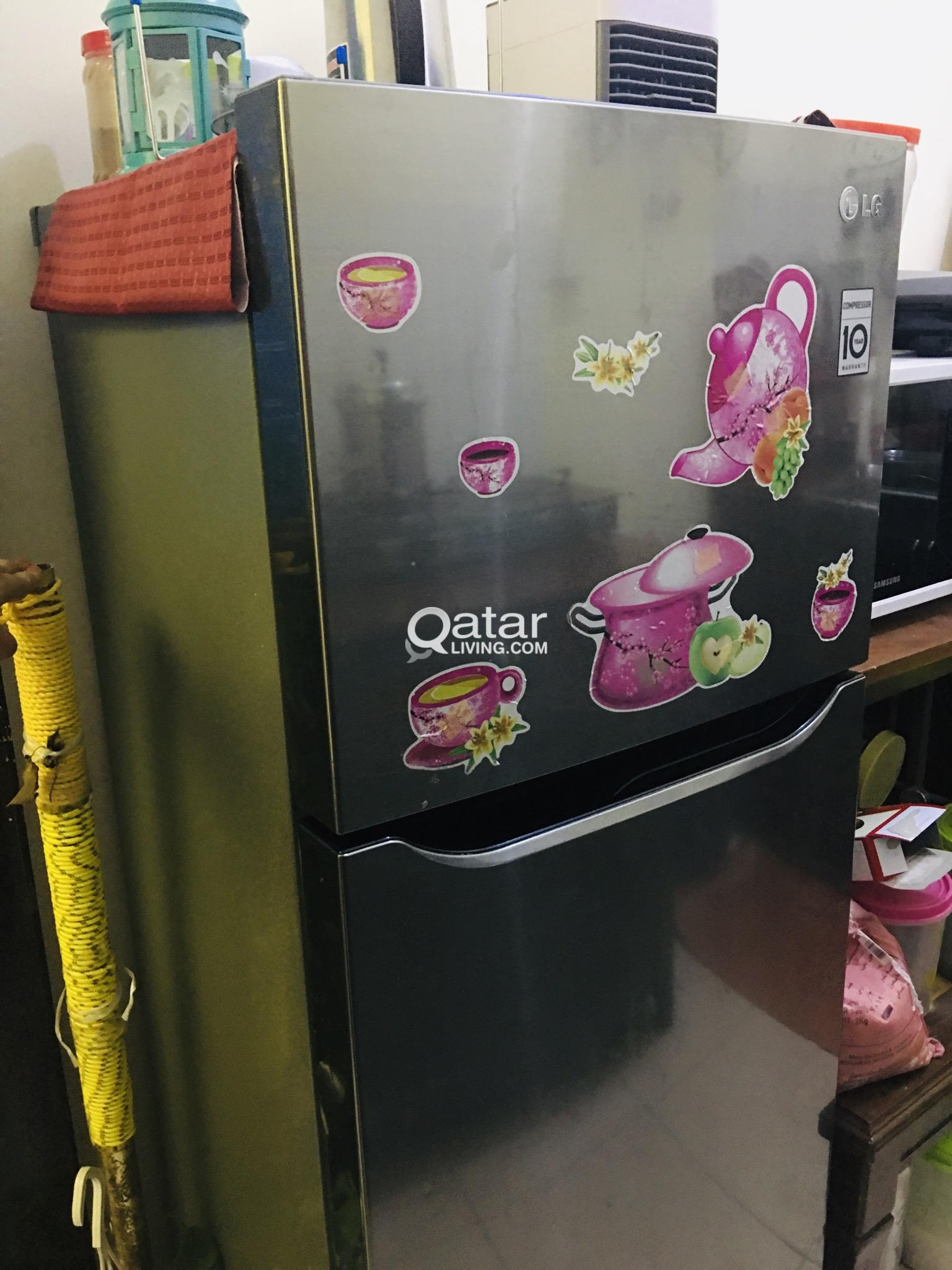 LG REFRIGERATOR FOR SALE (GOOD WORKING CONDITION)
