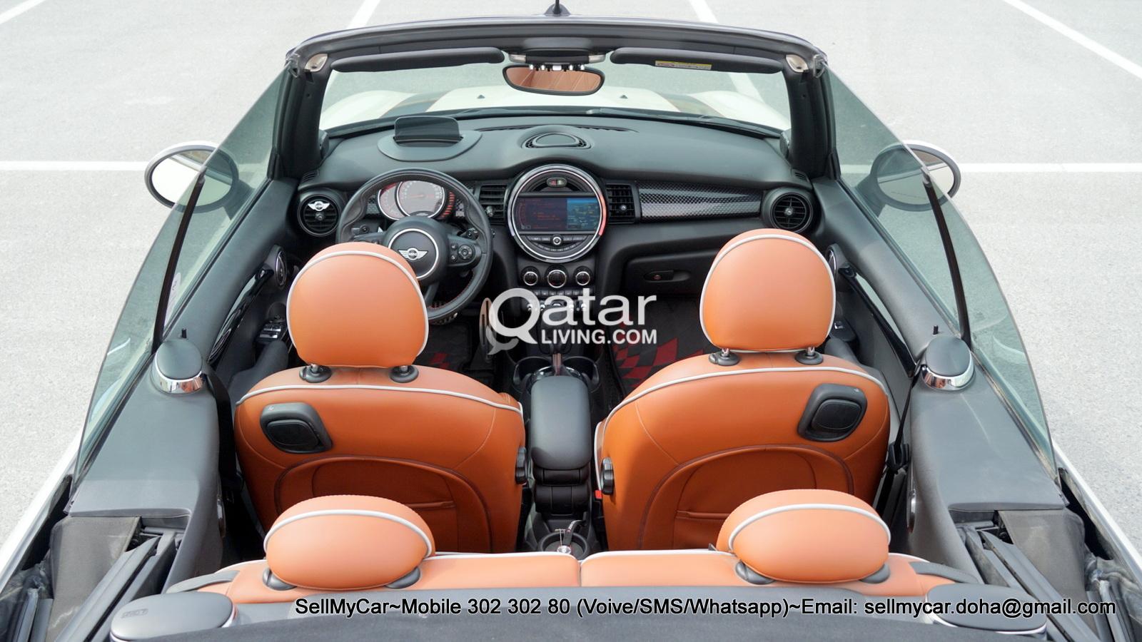 2017 Mini Cooper Cabriolet JCW (John Cooper Work)
