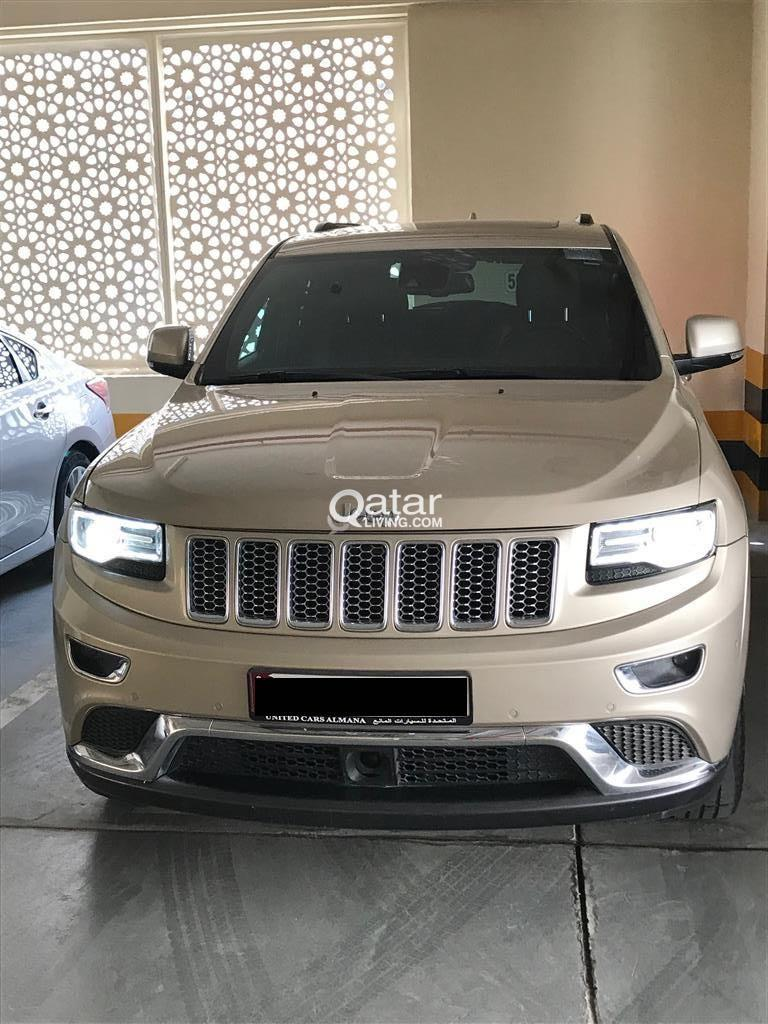 Jeep Grand Cherokee SUMMIT edition 2014
