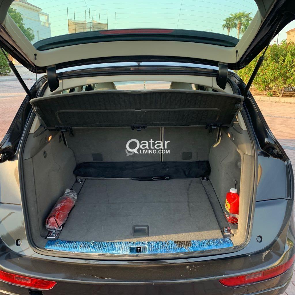 Audi Q5 Quattro 2010