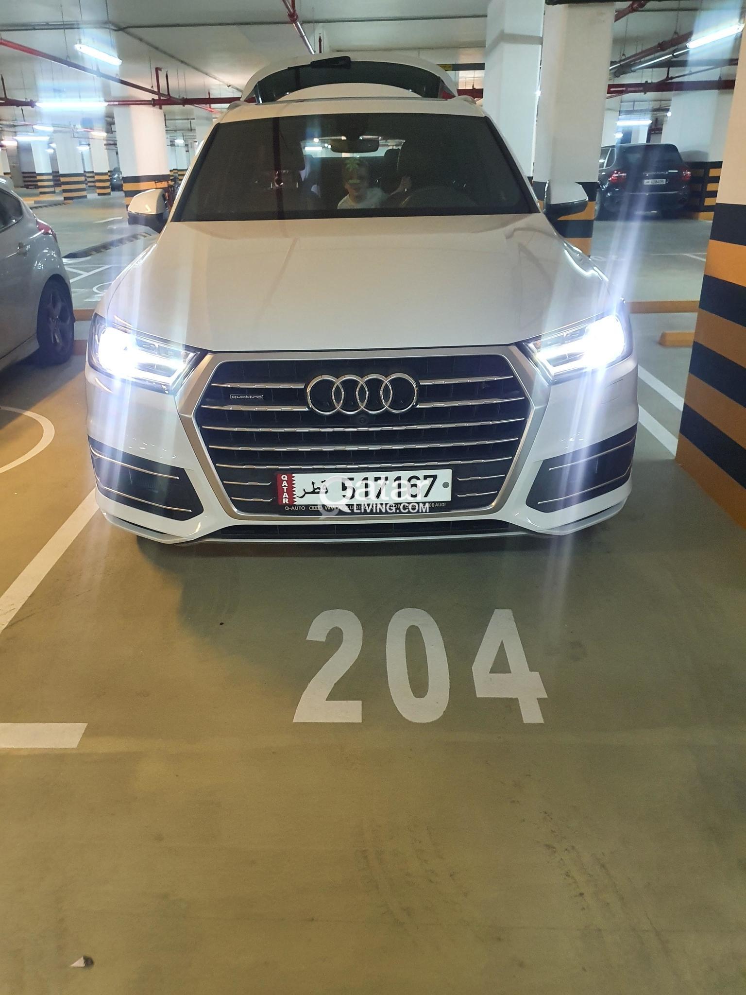 Audi Q7 Quattro 3.0 V6 245 2018