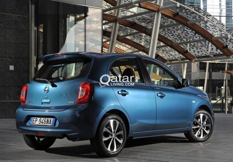 Nissan Micra 2020 Model for Rent