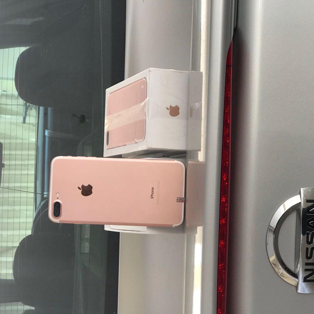I Phone 7 Plus 128 GB Rose Gold