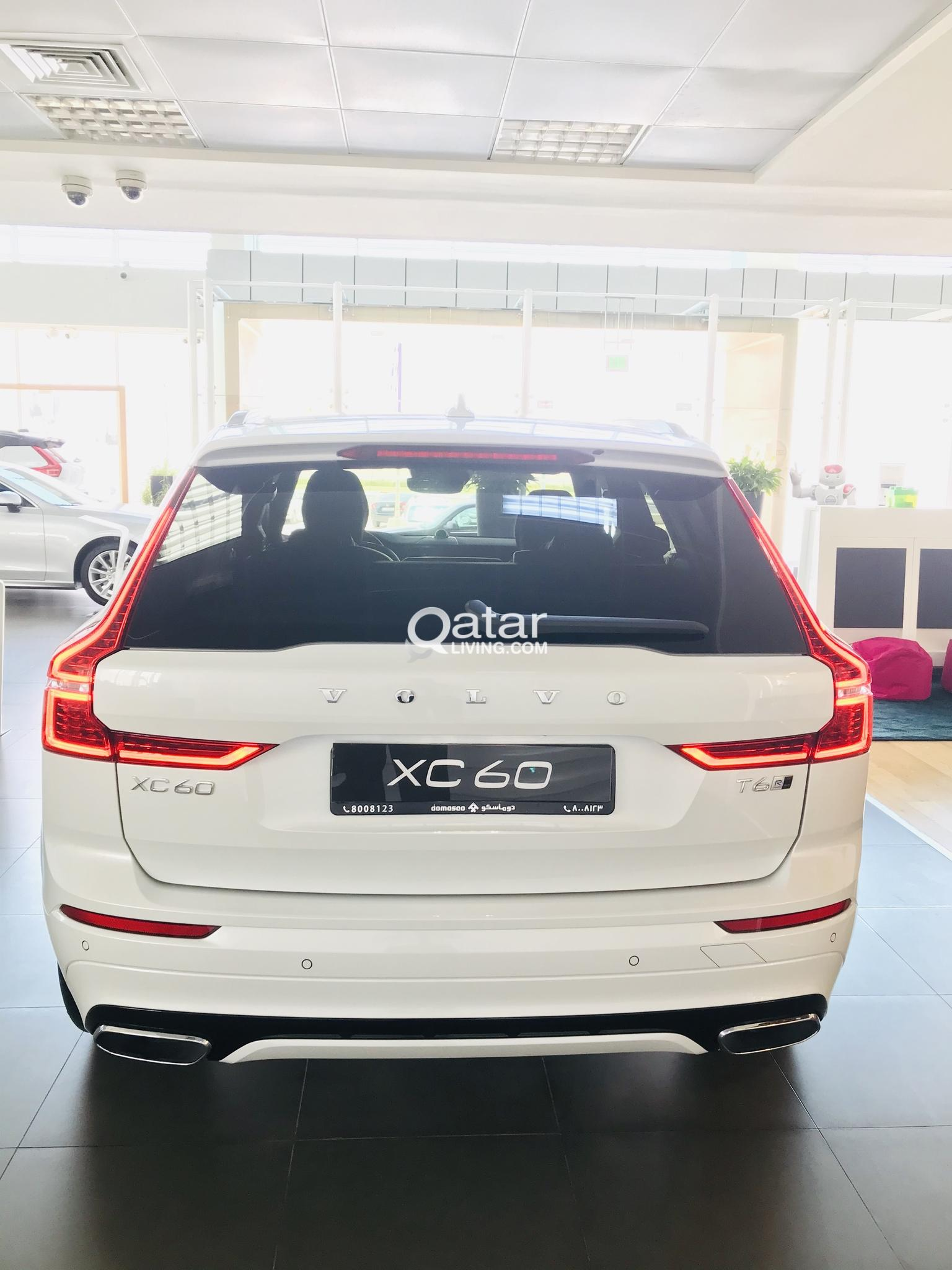 XC60 R-design T6 320HP Turbo Supercharge