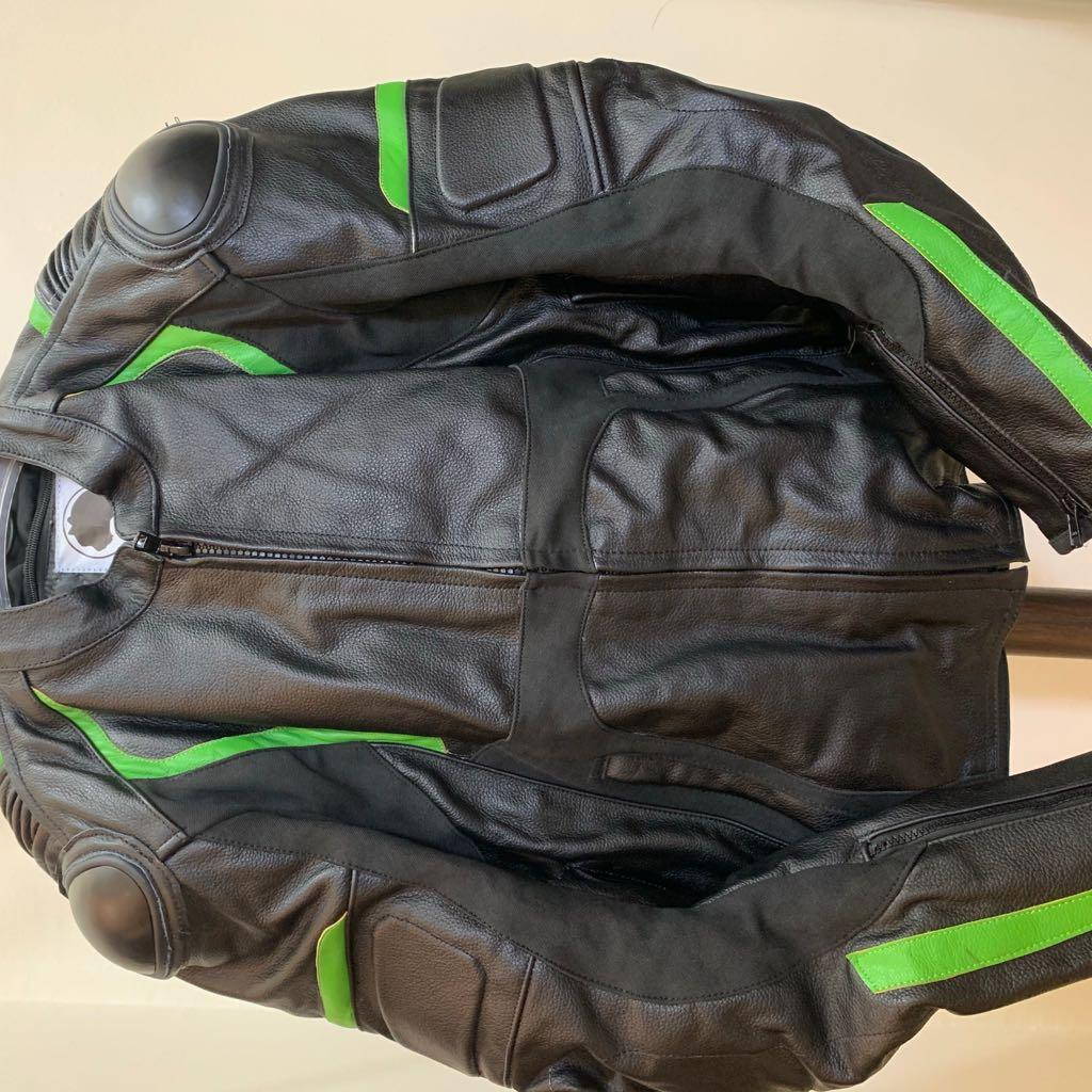 Genuine Leather Biker Jackets
