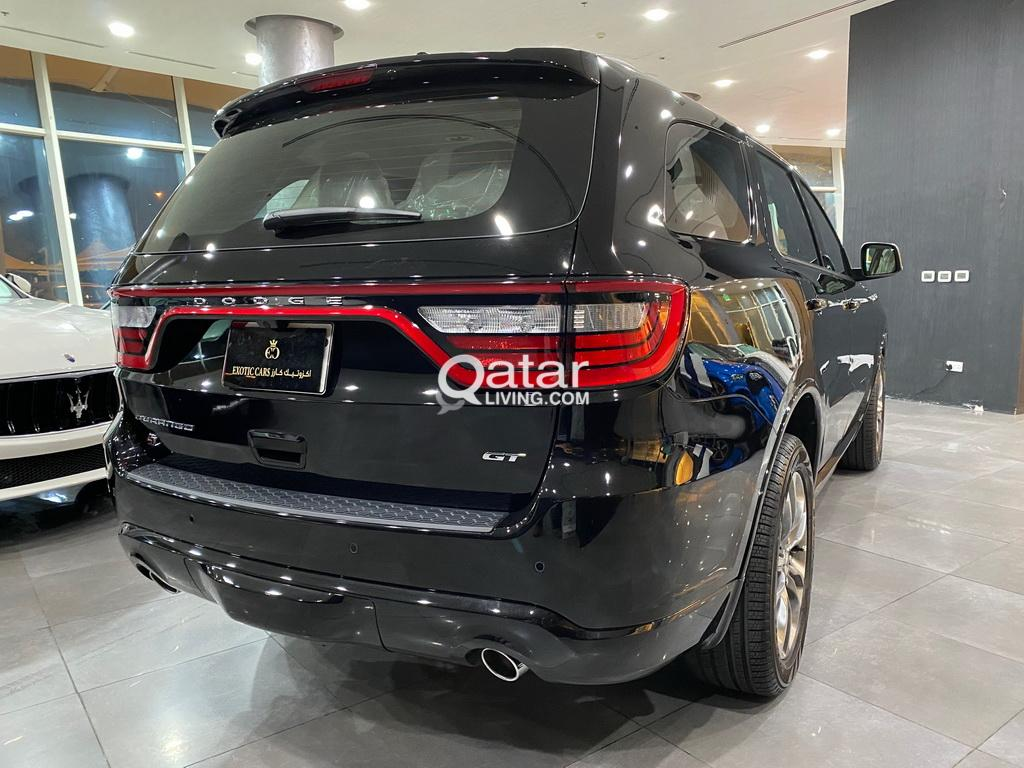DODGE DURANGO GT FULL OPTION