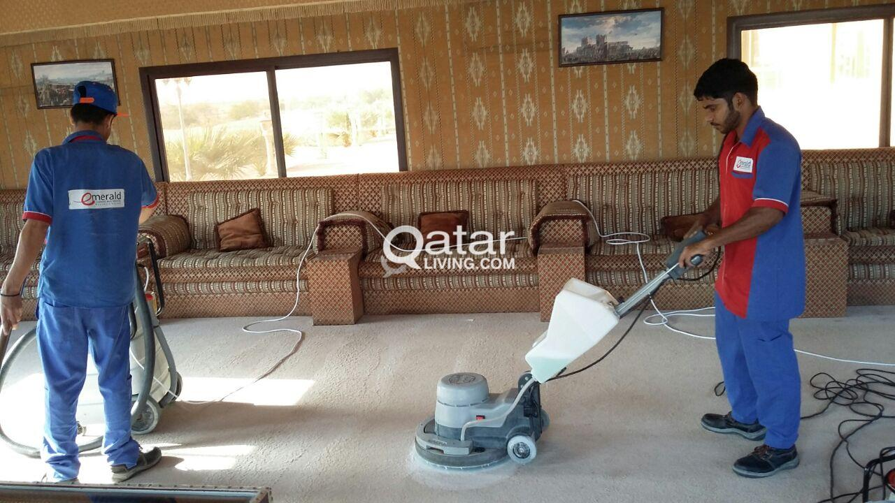 COMPANY CARPET CLEANING SERVICE