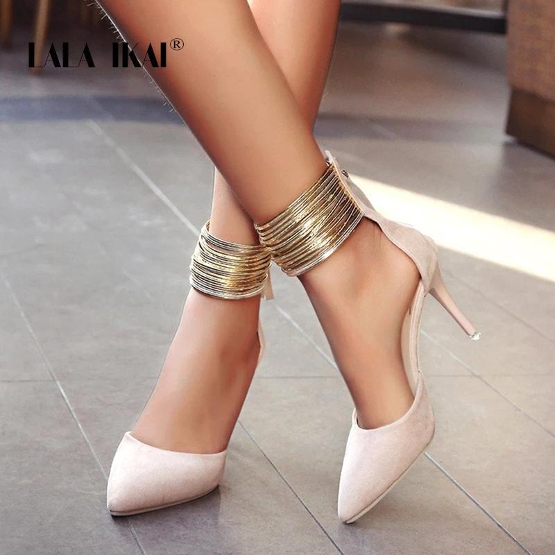 brand new beautiful  heels sandle party wear  even