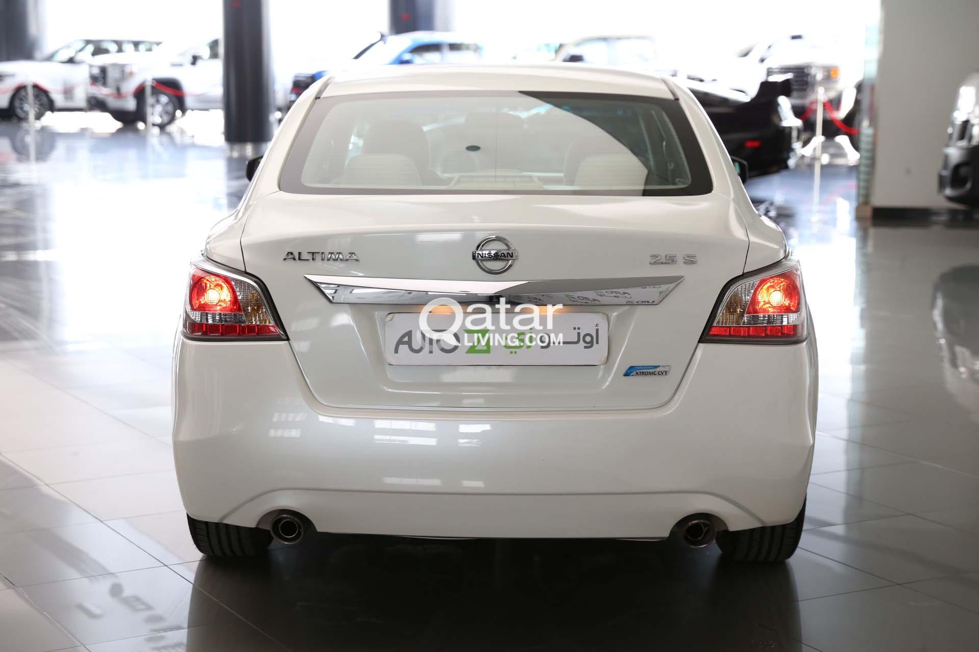 Nissan Altima S-2016