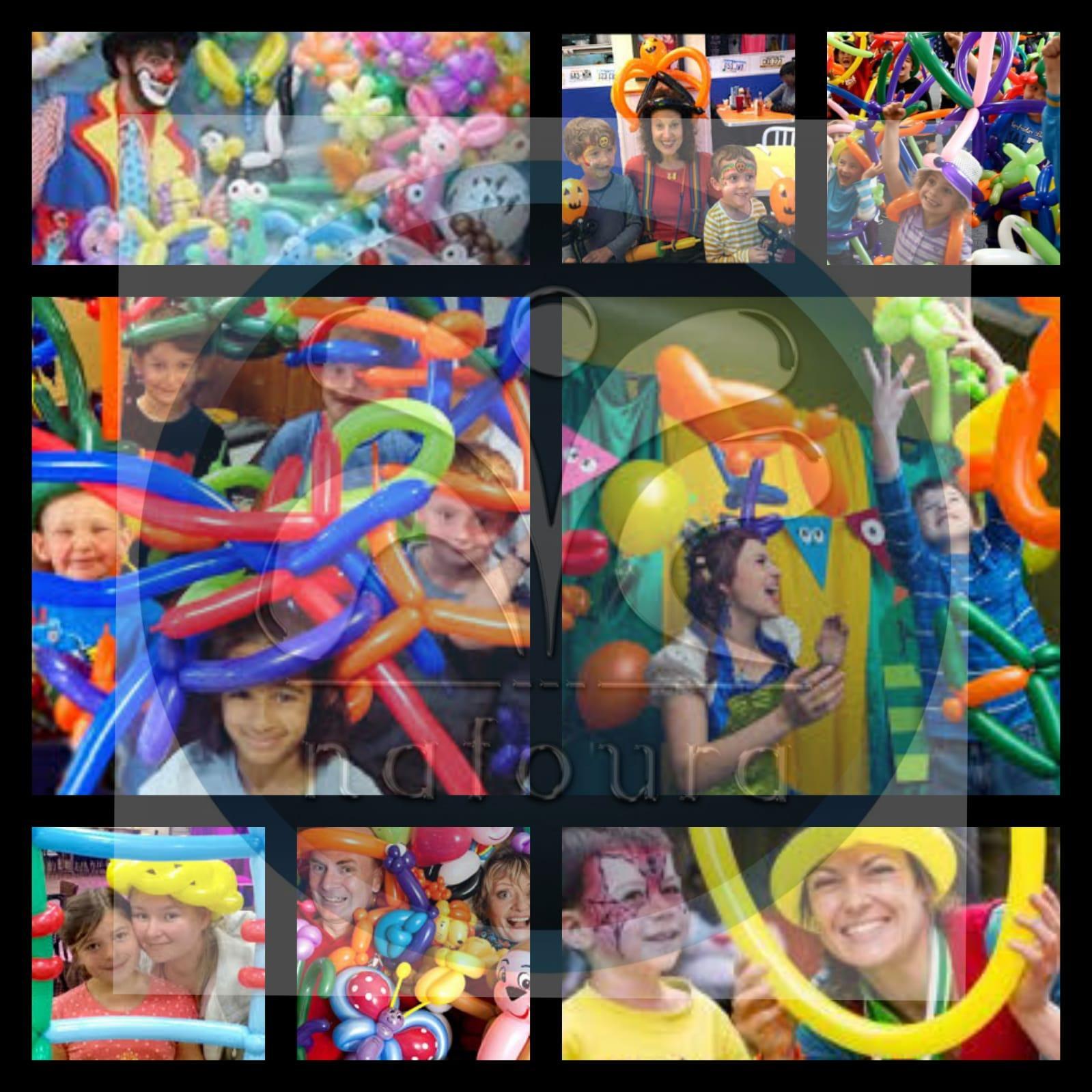 Face Painting  I Henna  I Balloon Twister  I Infla