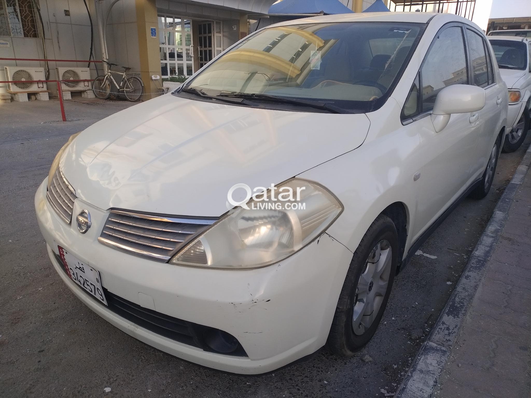 Nissan tiida for sale