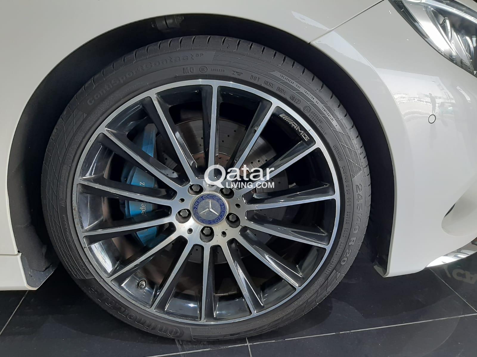 Mercedes S 500 2015