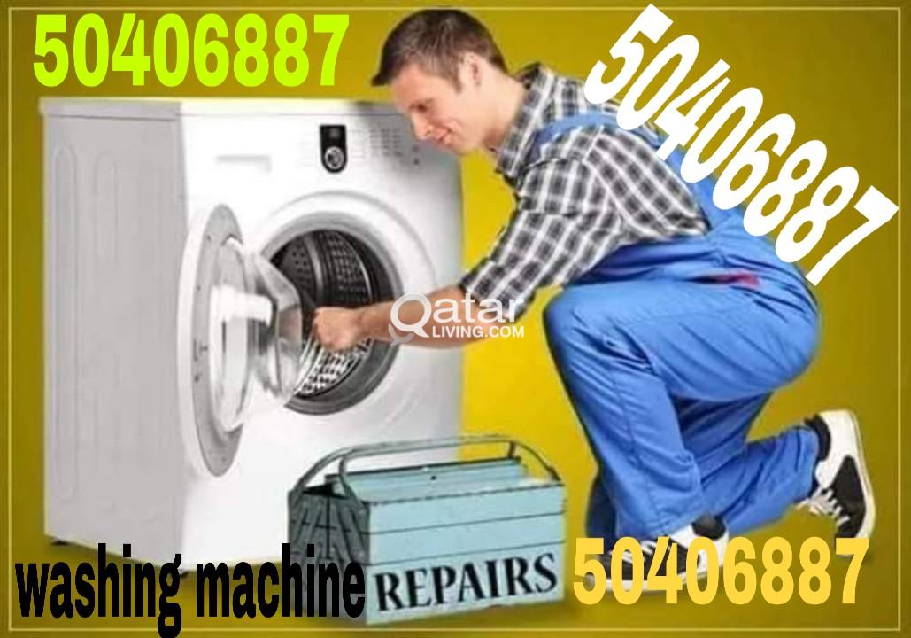 WASHING MACHINE, FRIDGE, AC REPAIR DOHA QATAR CALL