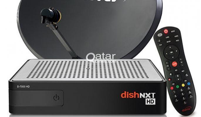Satellite Dish Installition