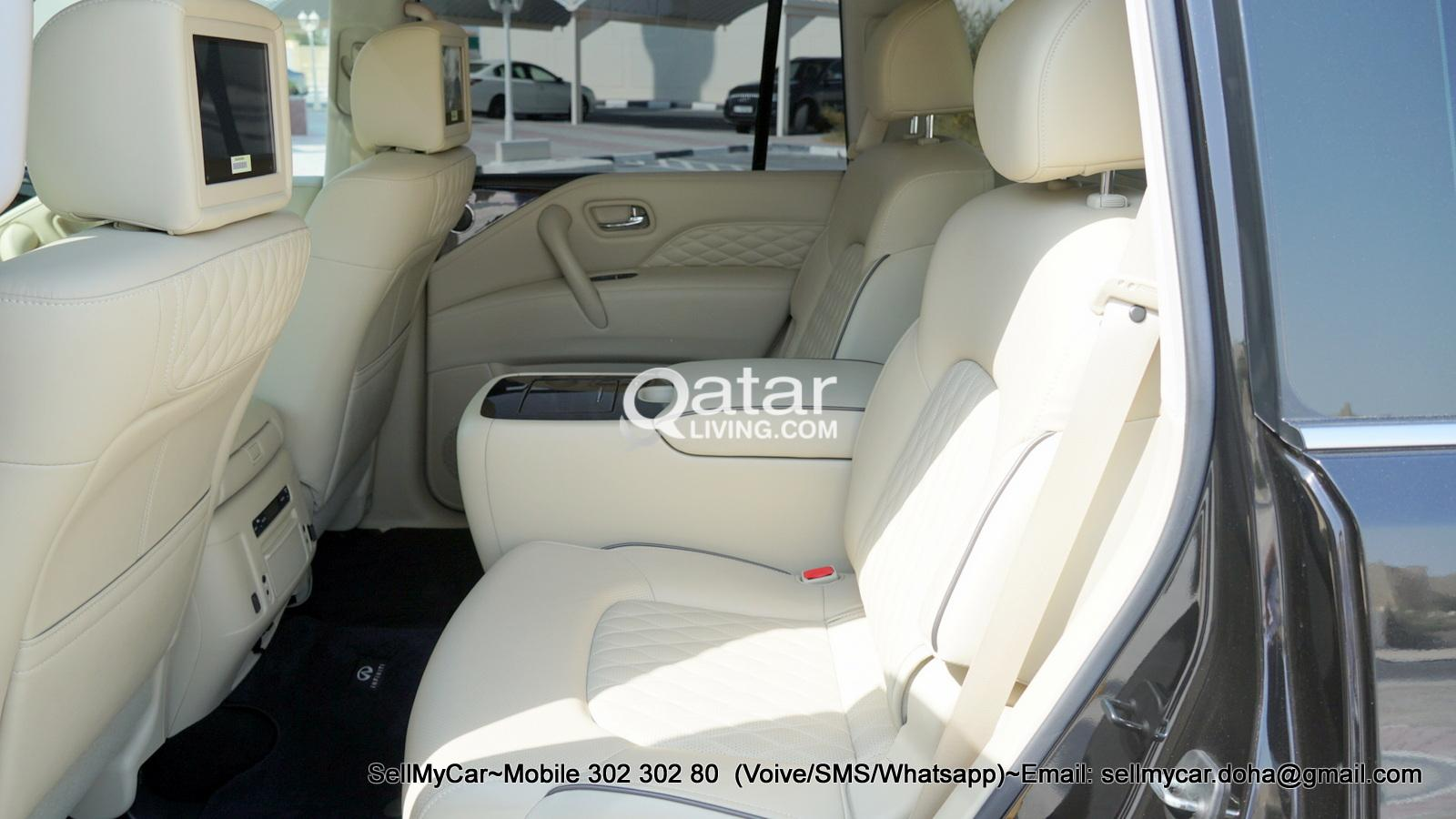 2019 Infiniti QX80 Limited (Higher Spec Edition) M