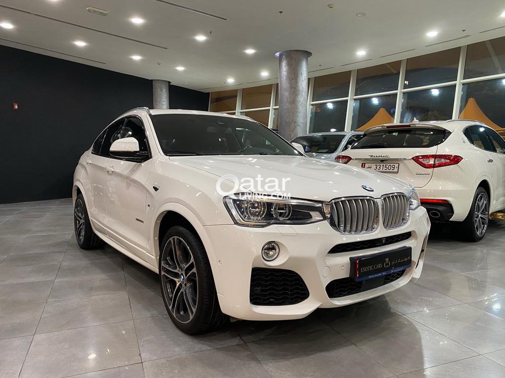BMW X4 M UNDER WARRANTY