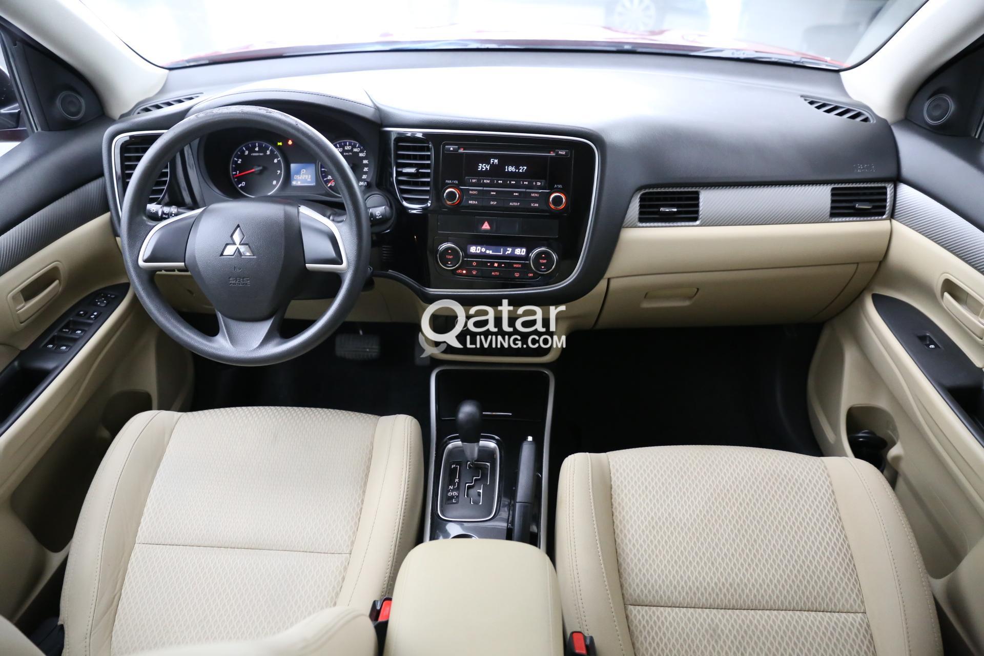 Mitsubishi Outlander----2017