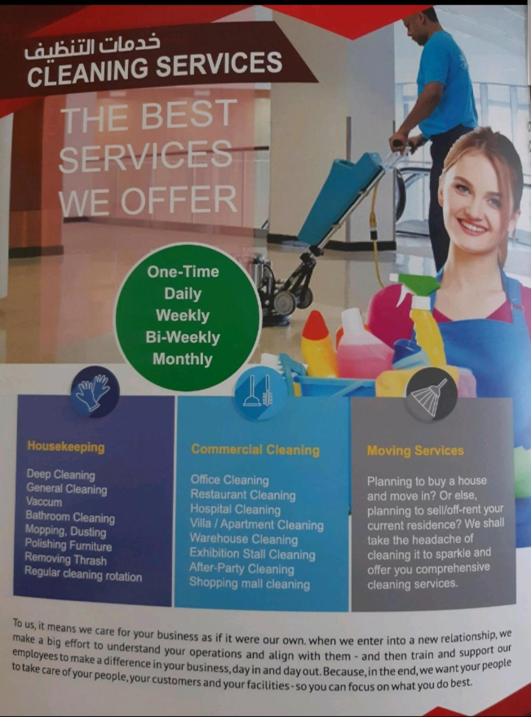 Best price cleaning company