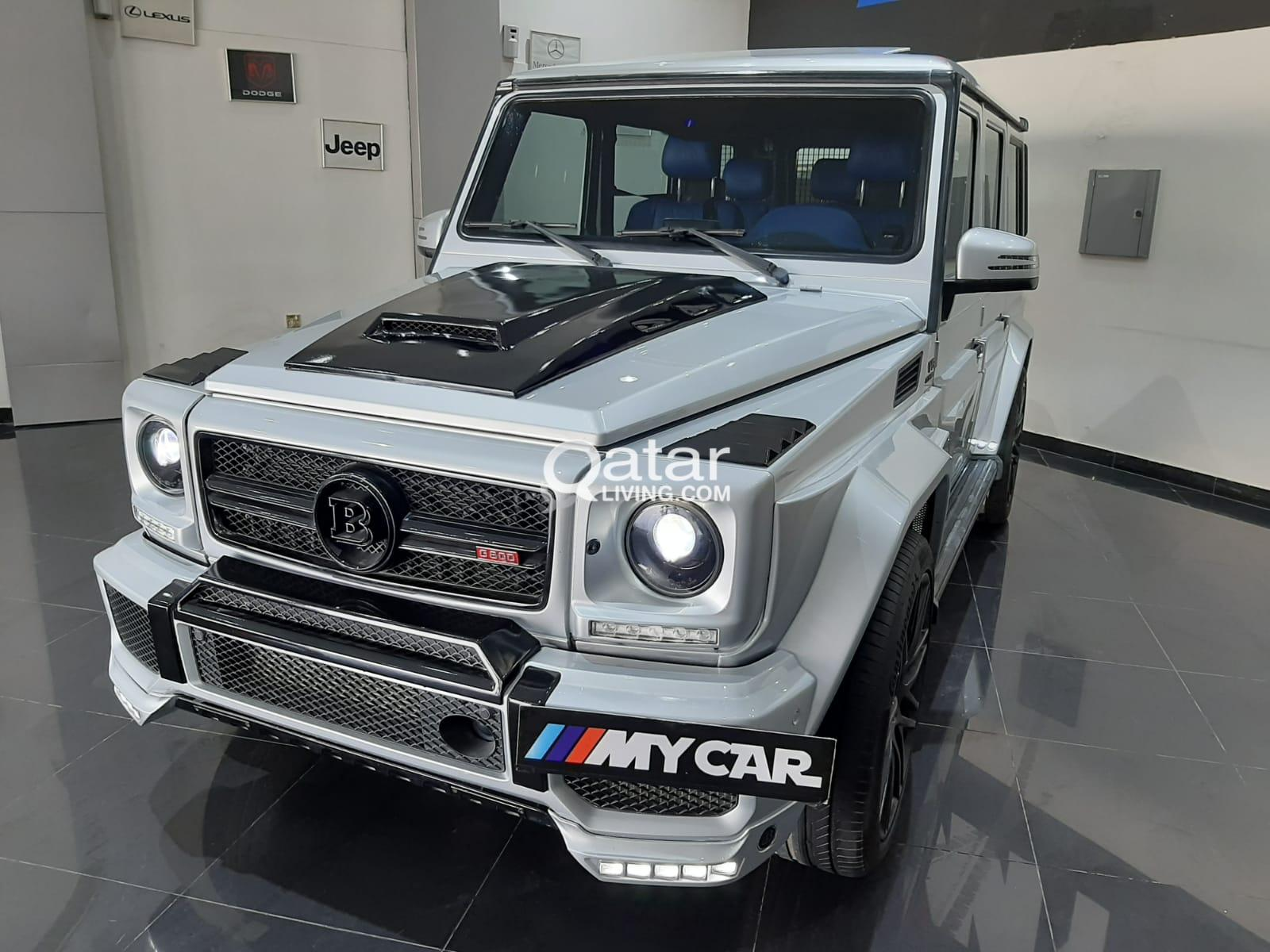 Mercedes G 63 2016