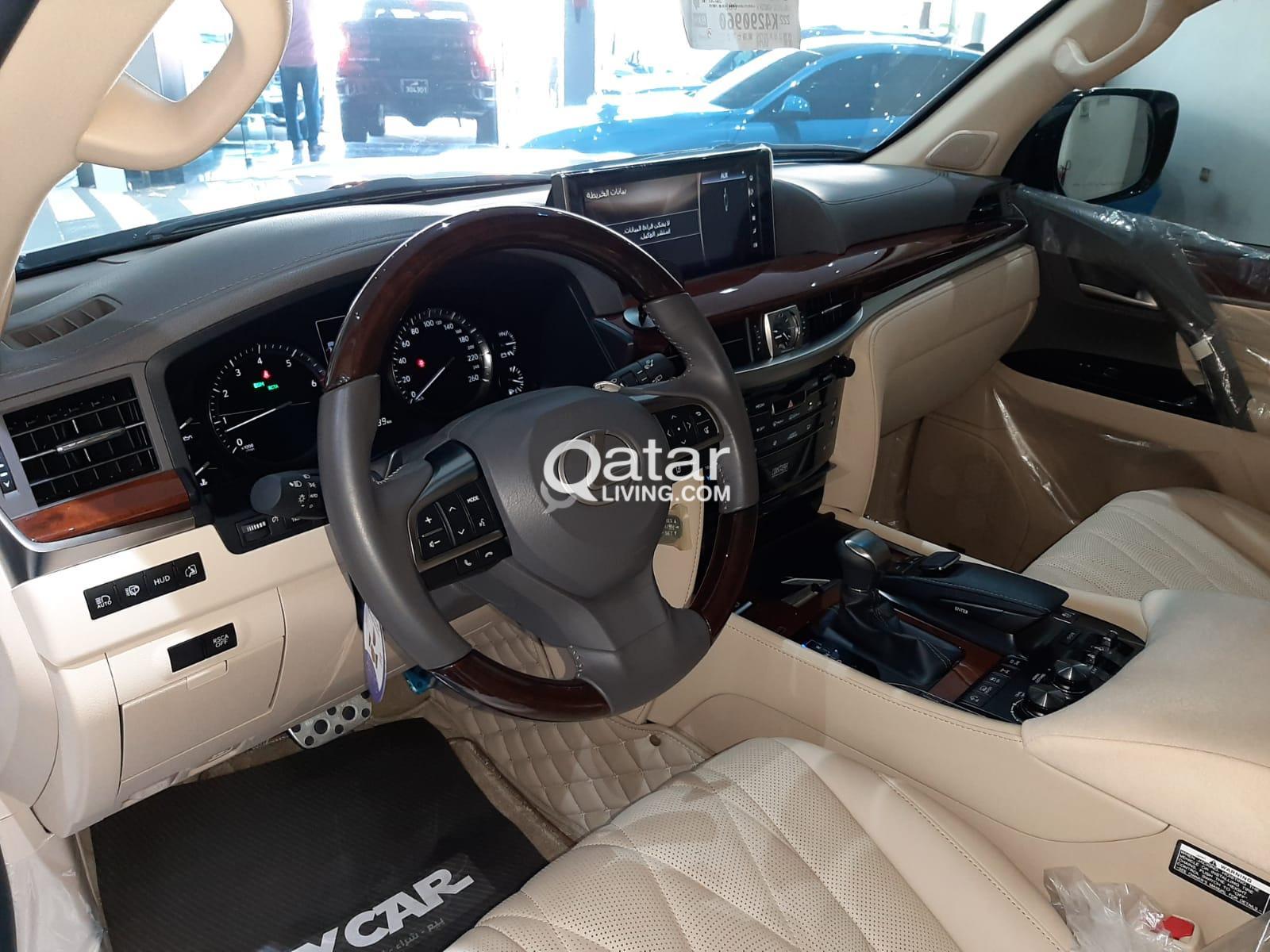 Lexus LX-570 S 2019