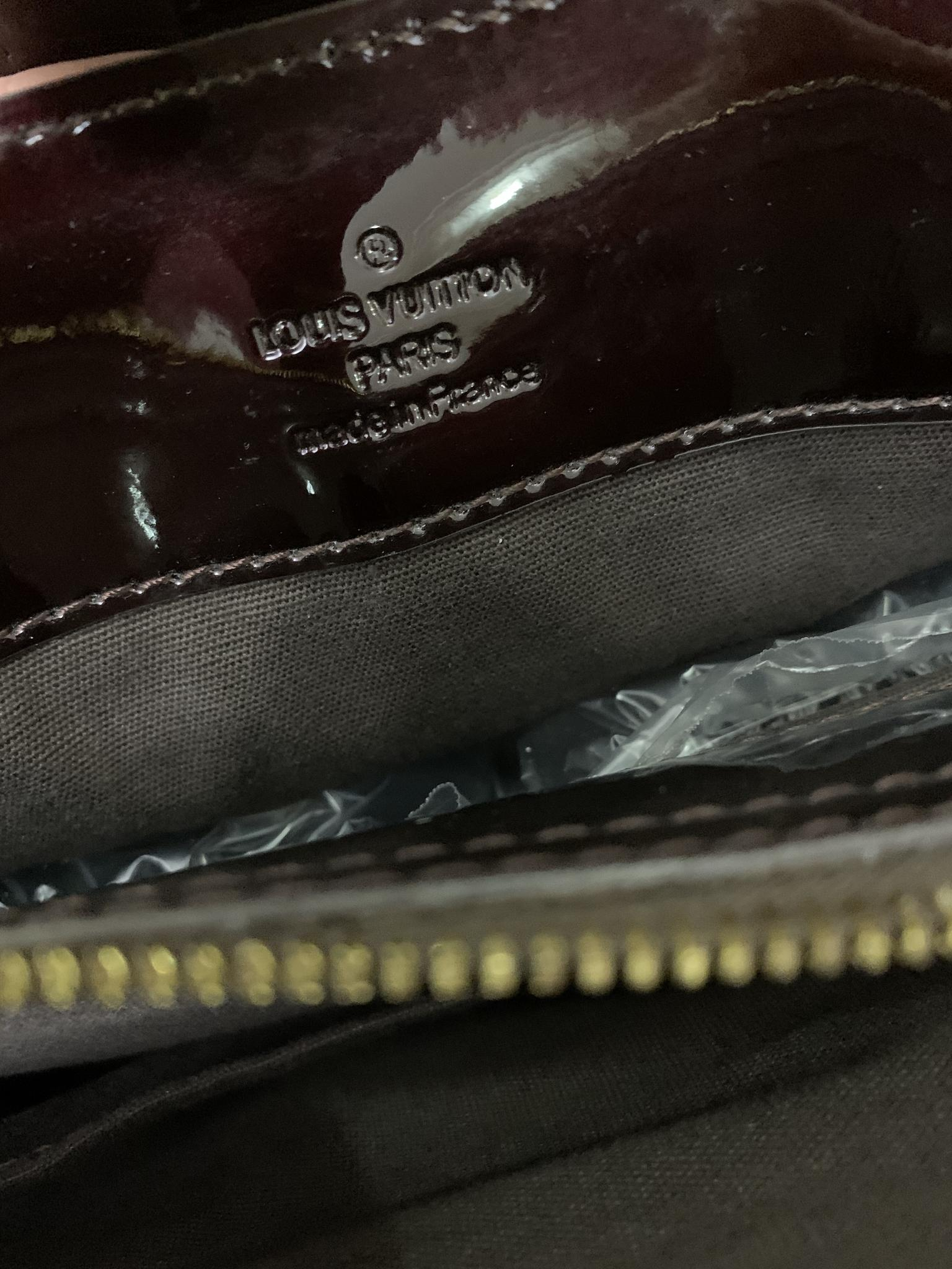 LV bag almost new copy one