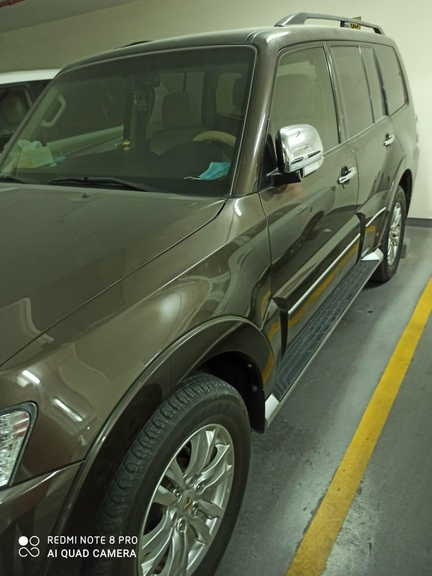 Mitsubishi Pajero 3.8L Golden Edition