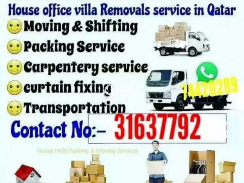 Moving..Shifting..Carpenter..Transportation servic