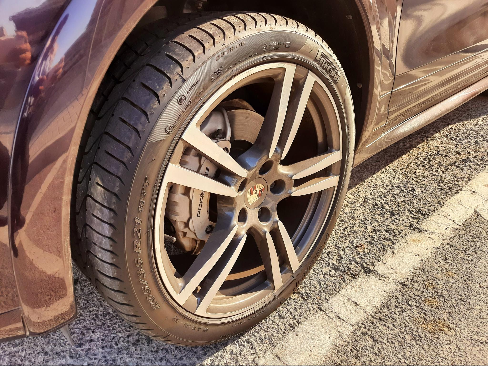 Porsche Cayenne S - Immaculate condition