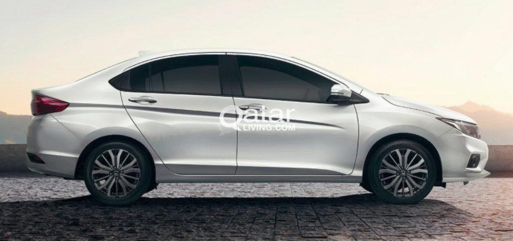 Honda City 2020 Brand New For Rent