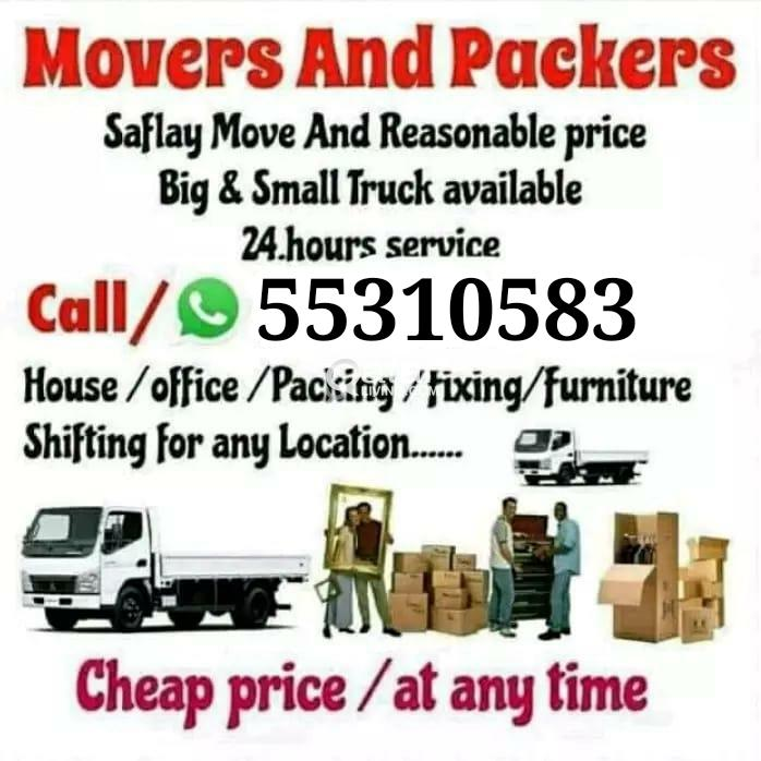All type of moving and shifting. Best price. Pleas