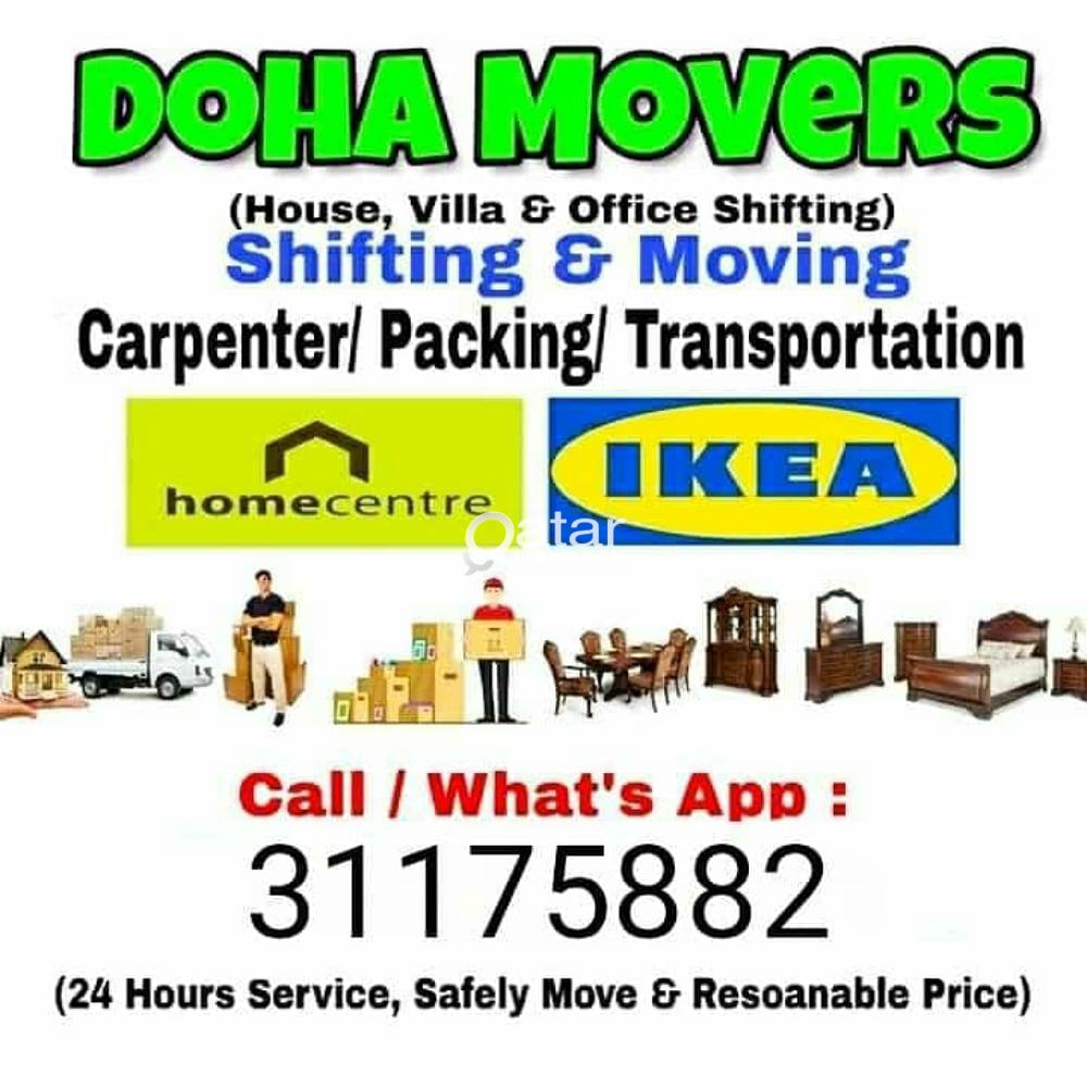 Doha Moving Service Shifting And Moving Home villa