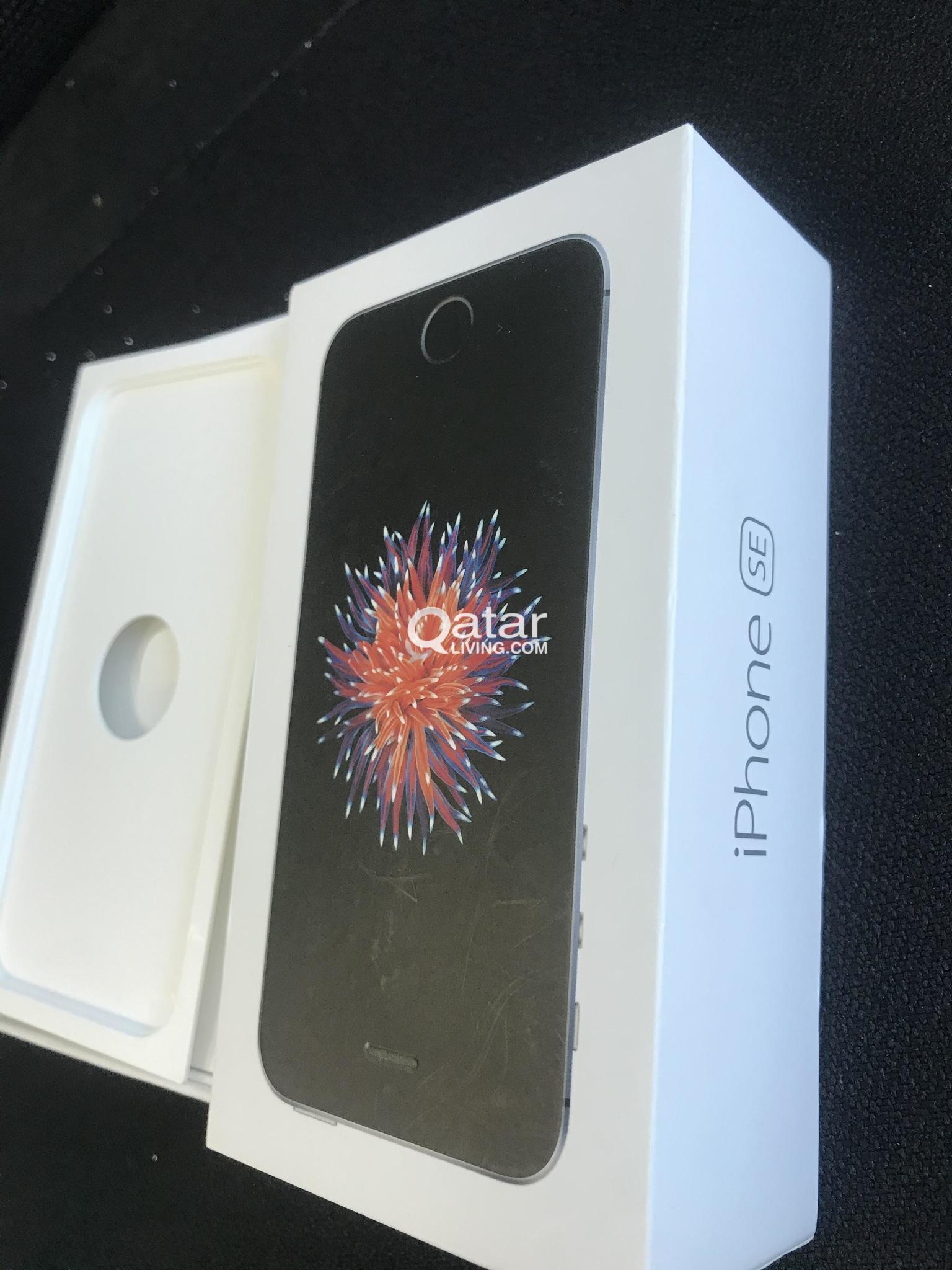 IPHONE SE 64 GB - 600 QR