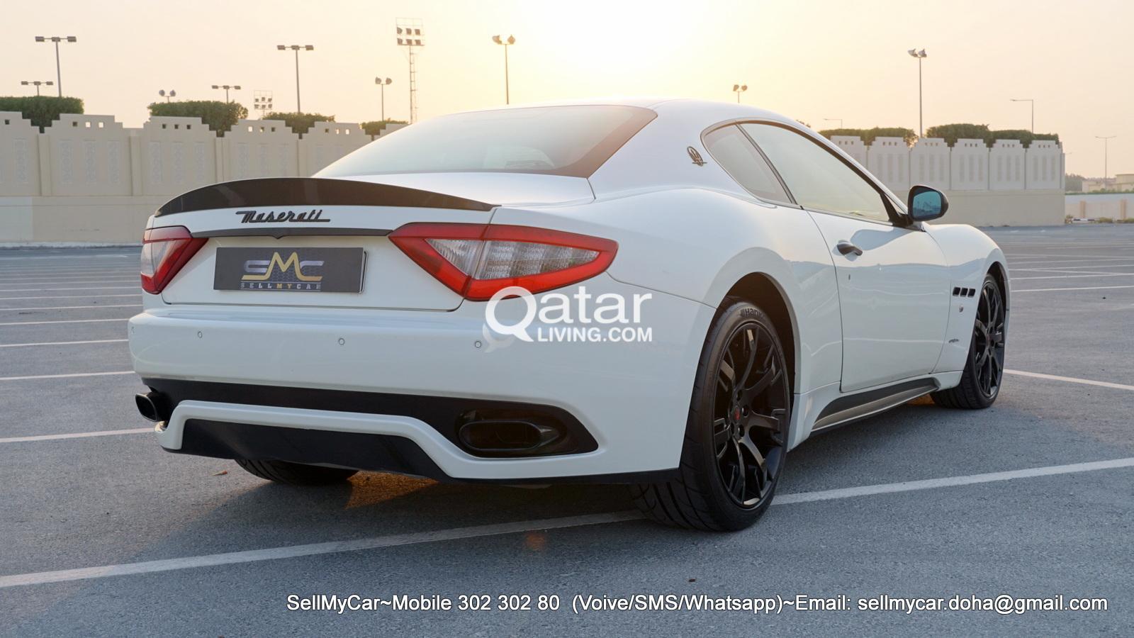 2010 Maserati  GranTurismo S (More Photos Availabl