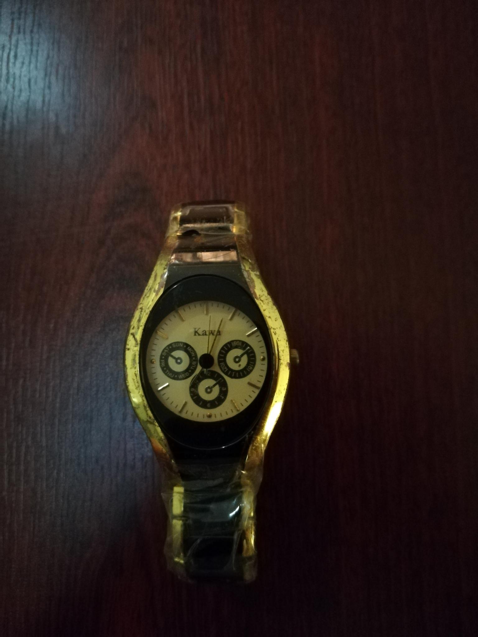 Original Kawa watch on an Offer price