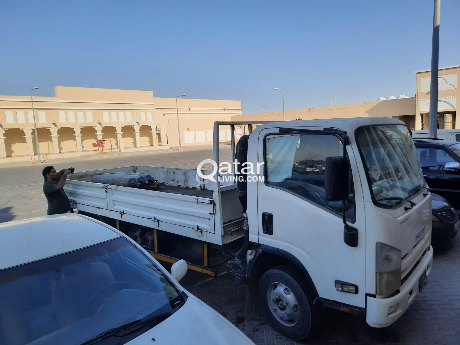 5 Ton  Truck for rent cheap price