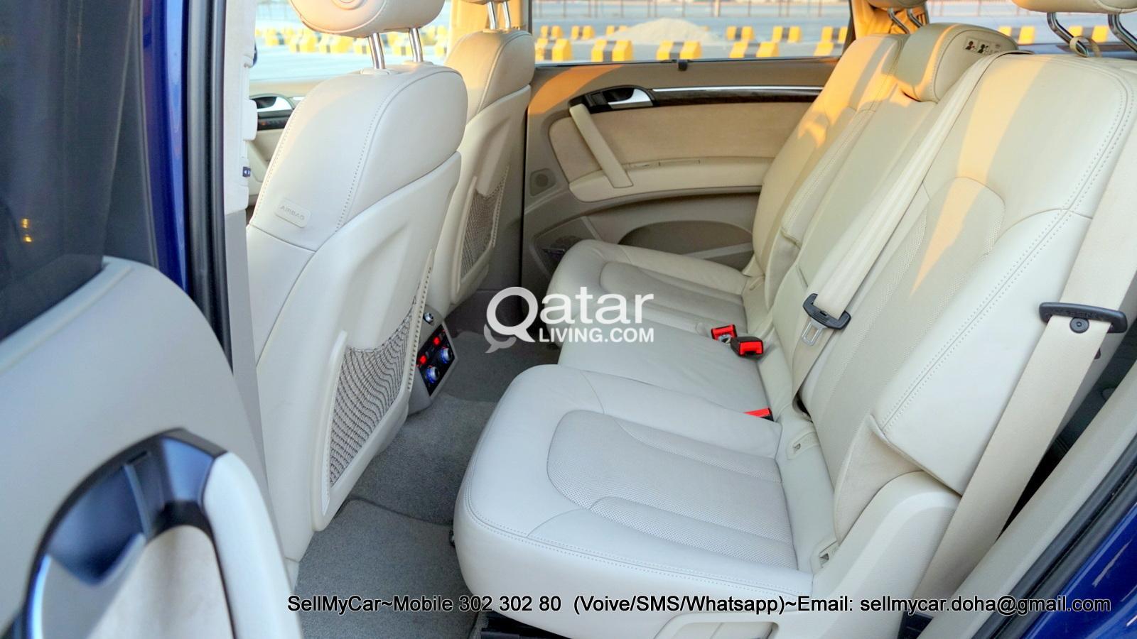 2015 Audi Q7 S-Line Audi (7-Passenger) Many Photos