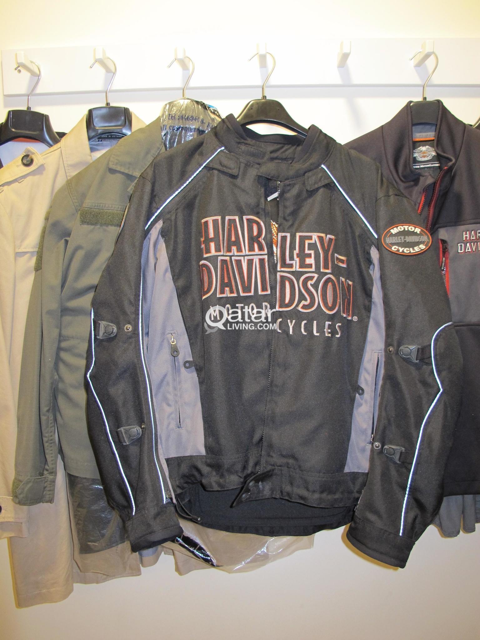 Men's HARLEY DAVIDSON textile jacket