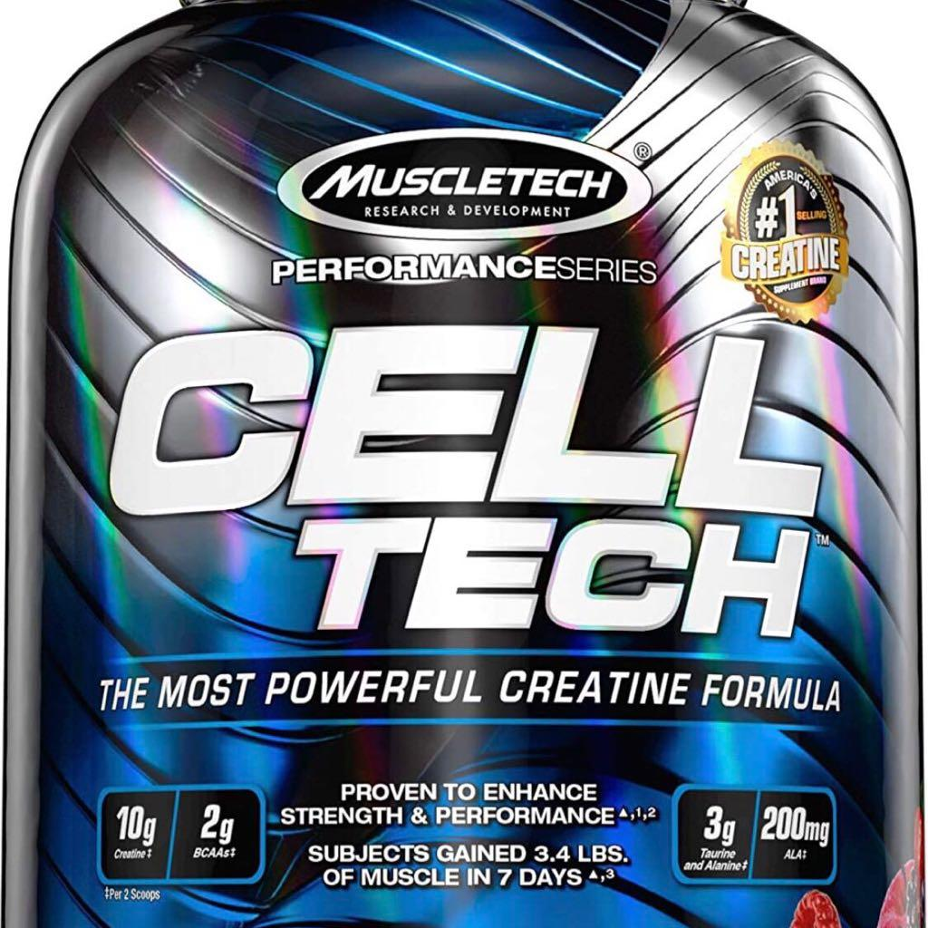 MuscleTech Cell Tech Creatine Monohydrate Formula