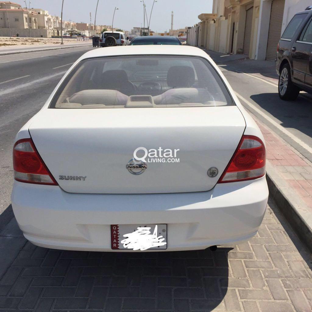 5 Digit No.Plate Nissan Sunny 2007 Model
