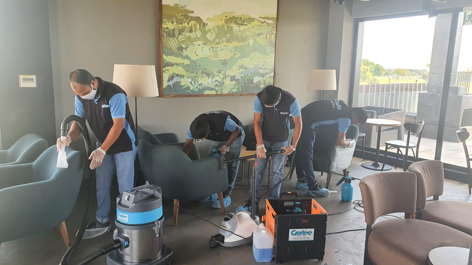 Sanitizing  / Cleaning Service - 33220215 ,  33601