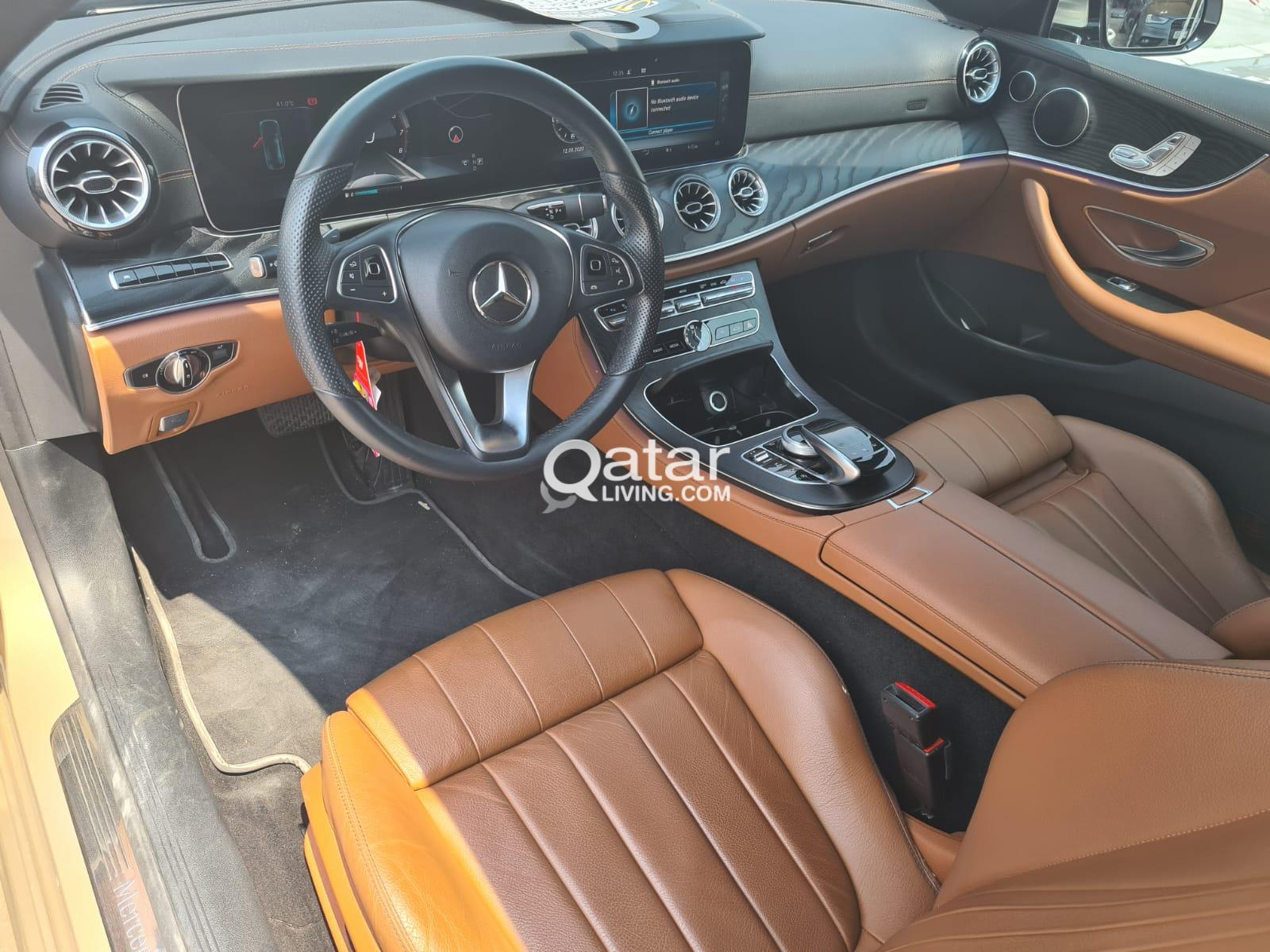 Mercedes E200 2017 Under Warranty