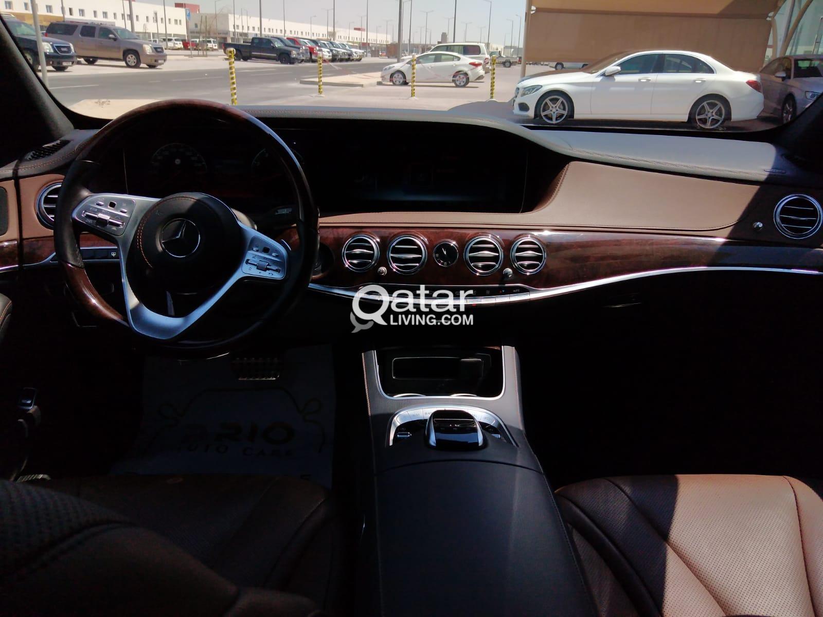 Mercedes S450 2018 Under Warranty