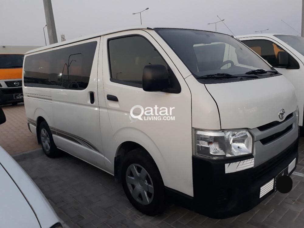 Toyota HiAce 15 seater bus