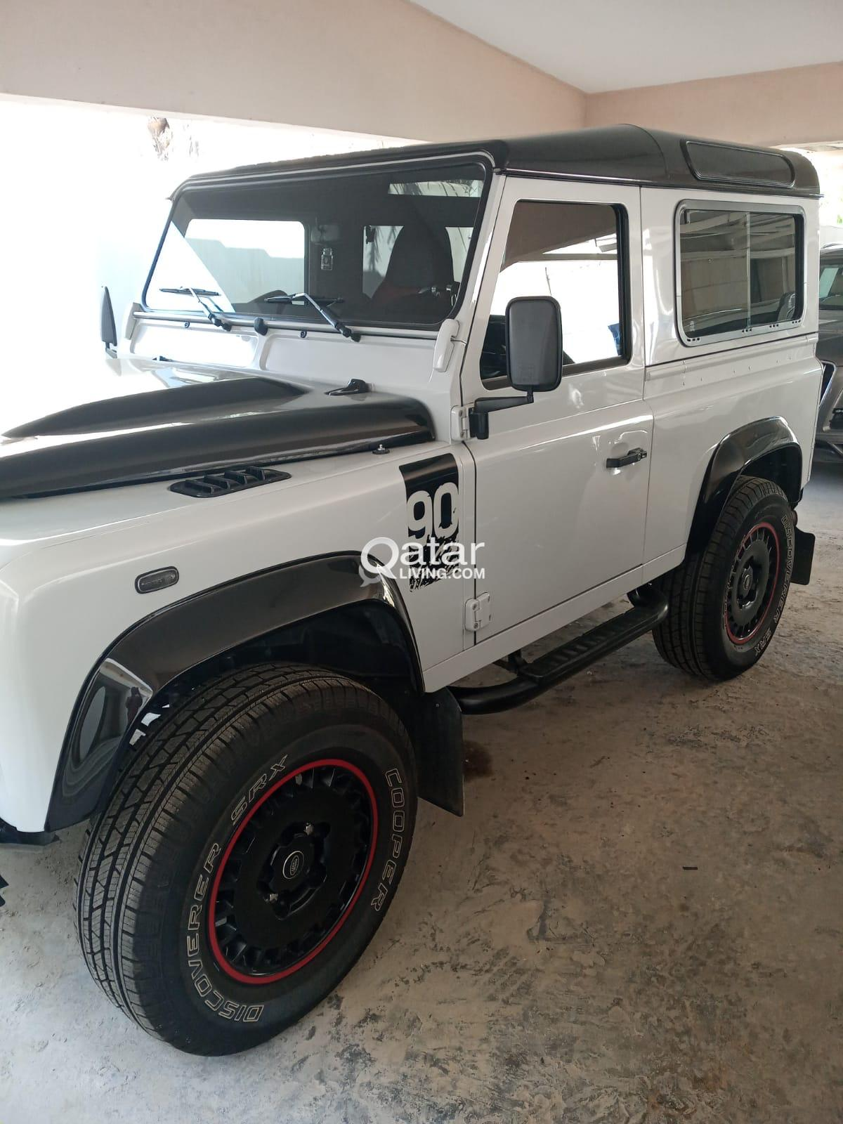 2016 Land Rover Defender (Kahn Design)