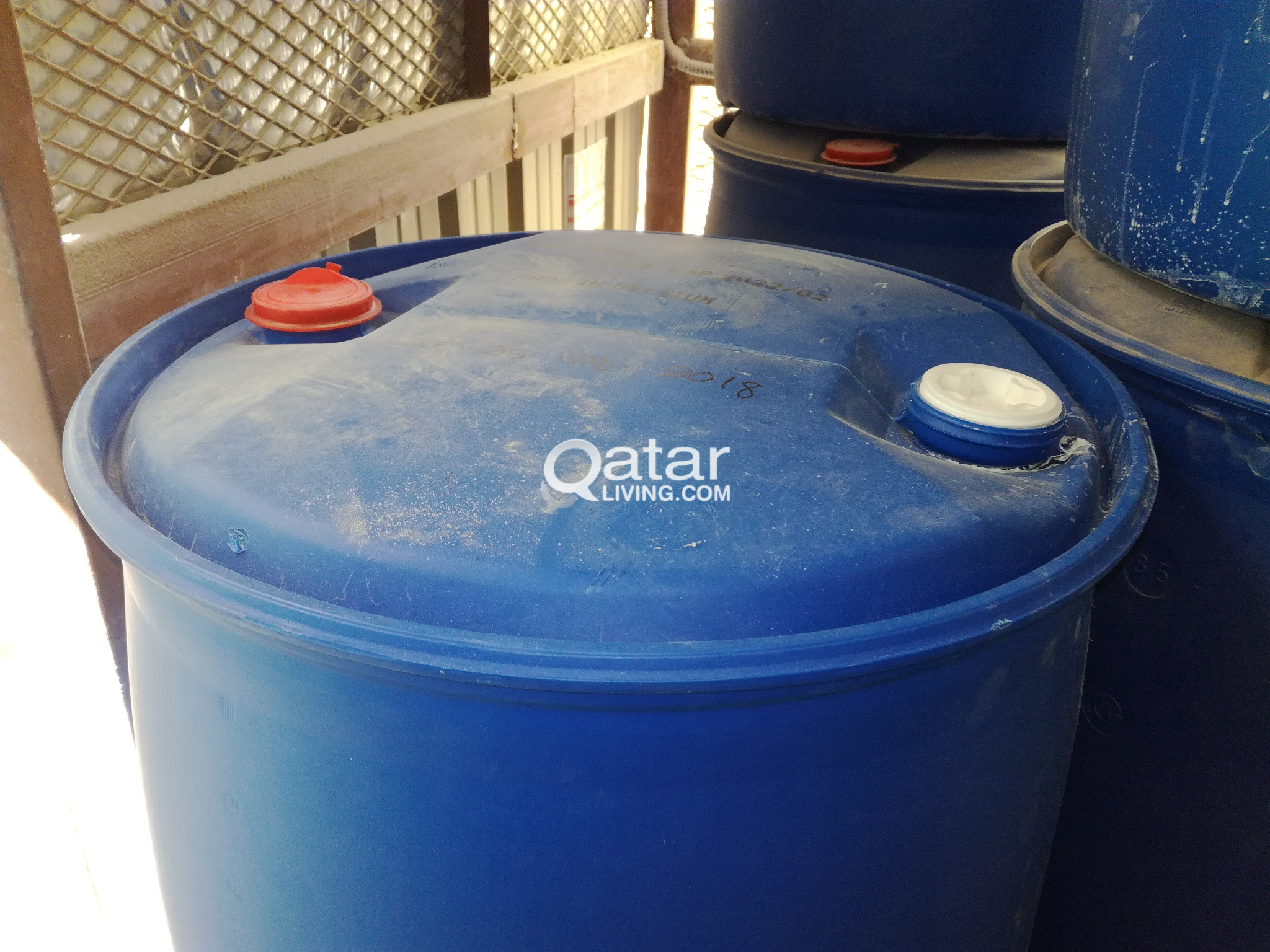 Plastic Drum for Sale  contact whatsapp.74727535