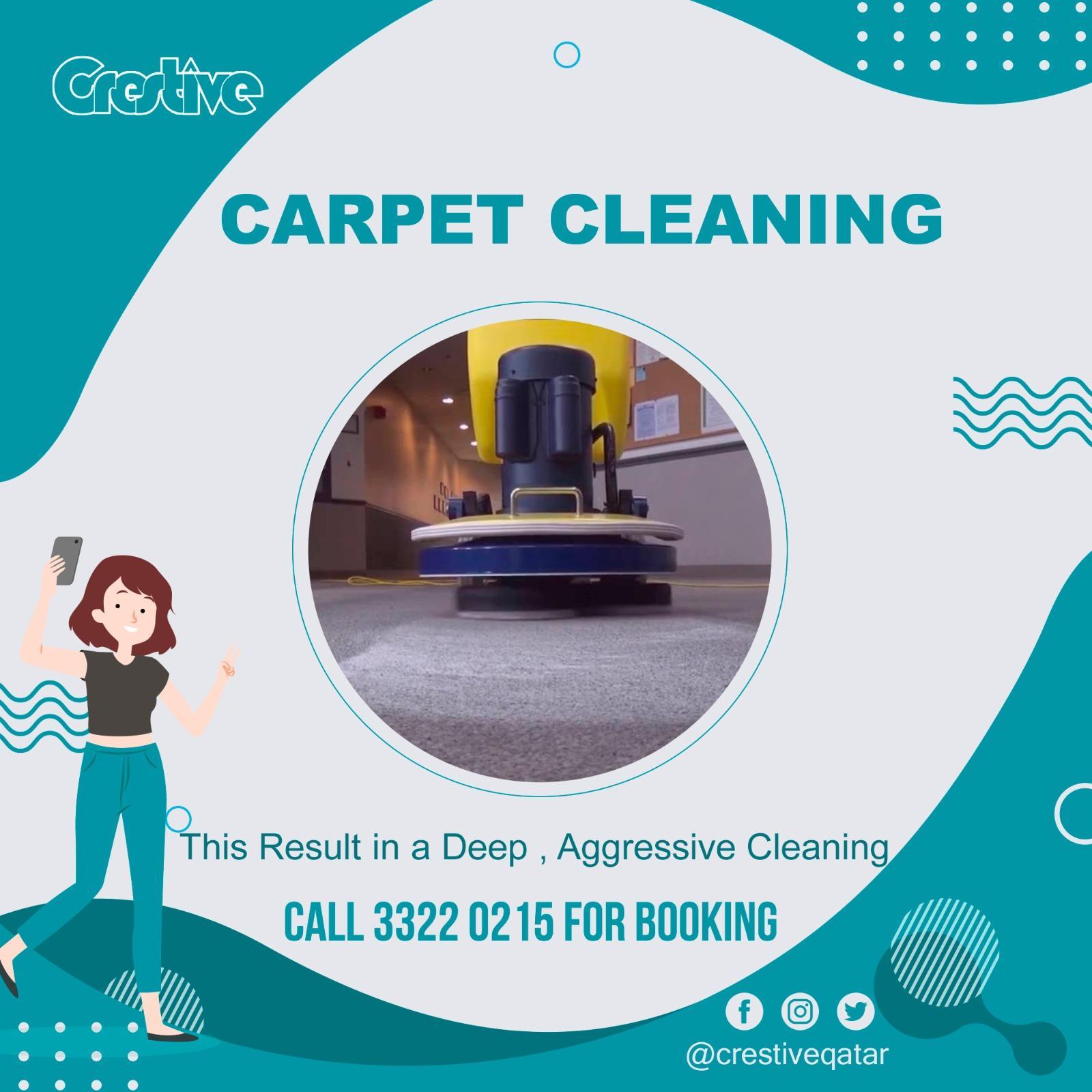 Deep Cleaning : Sofa  / Carpet  / Mattress / Curta
