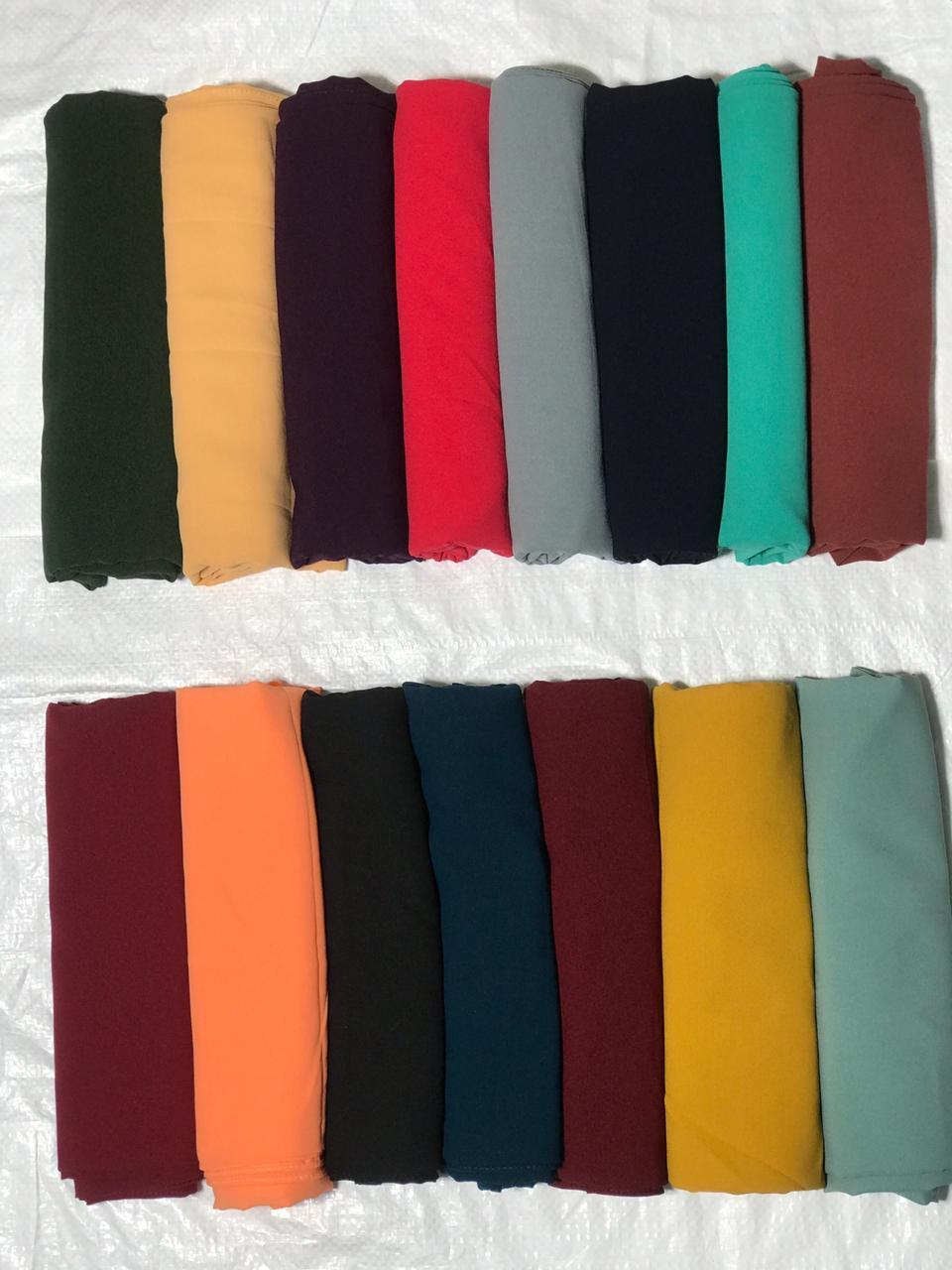 Hijab shawls available