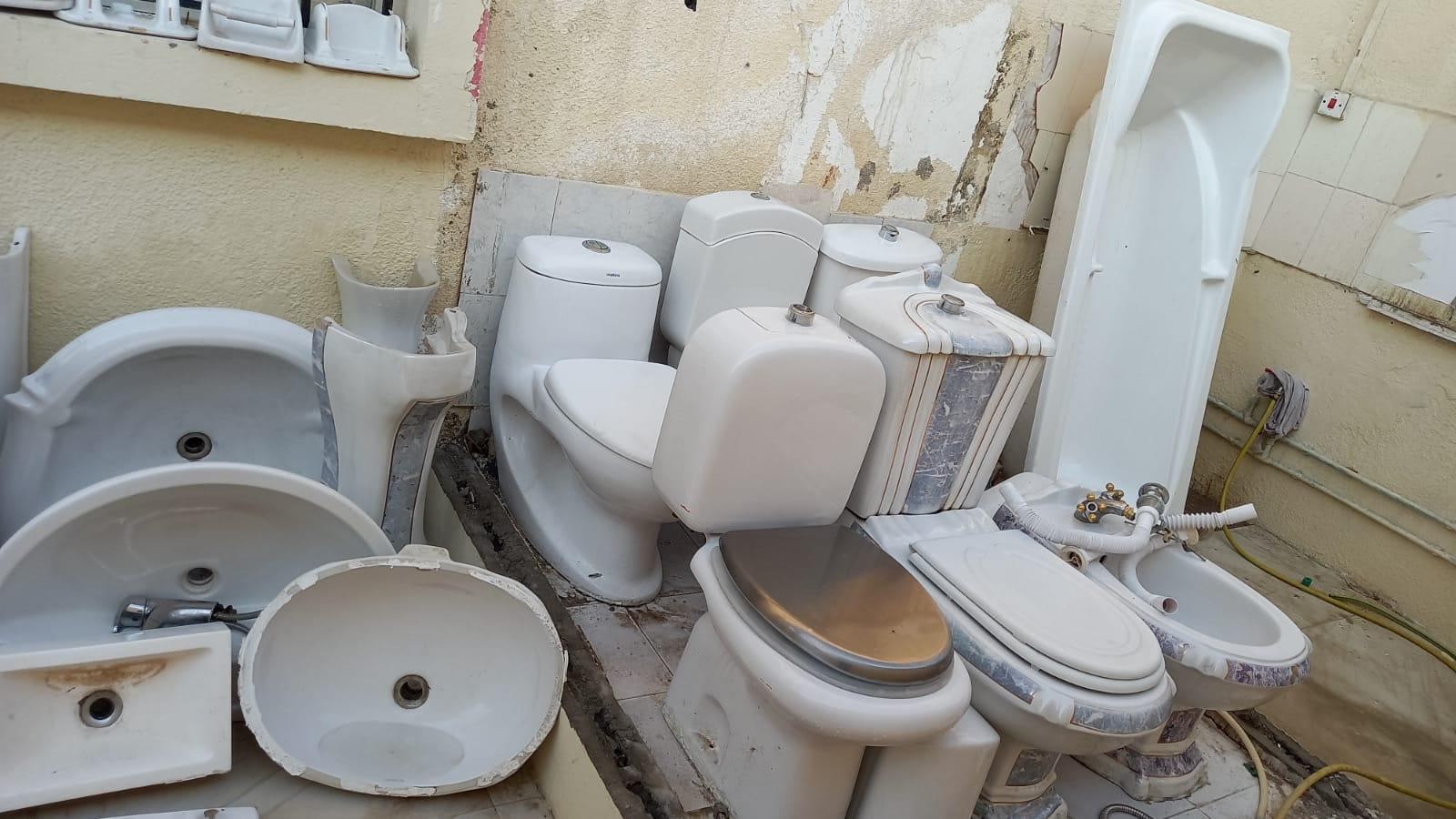 Used Sanitary items for SALE
