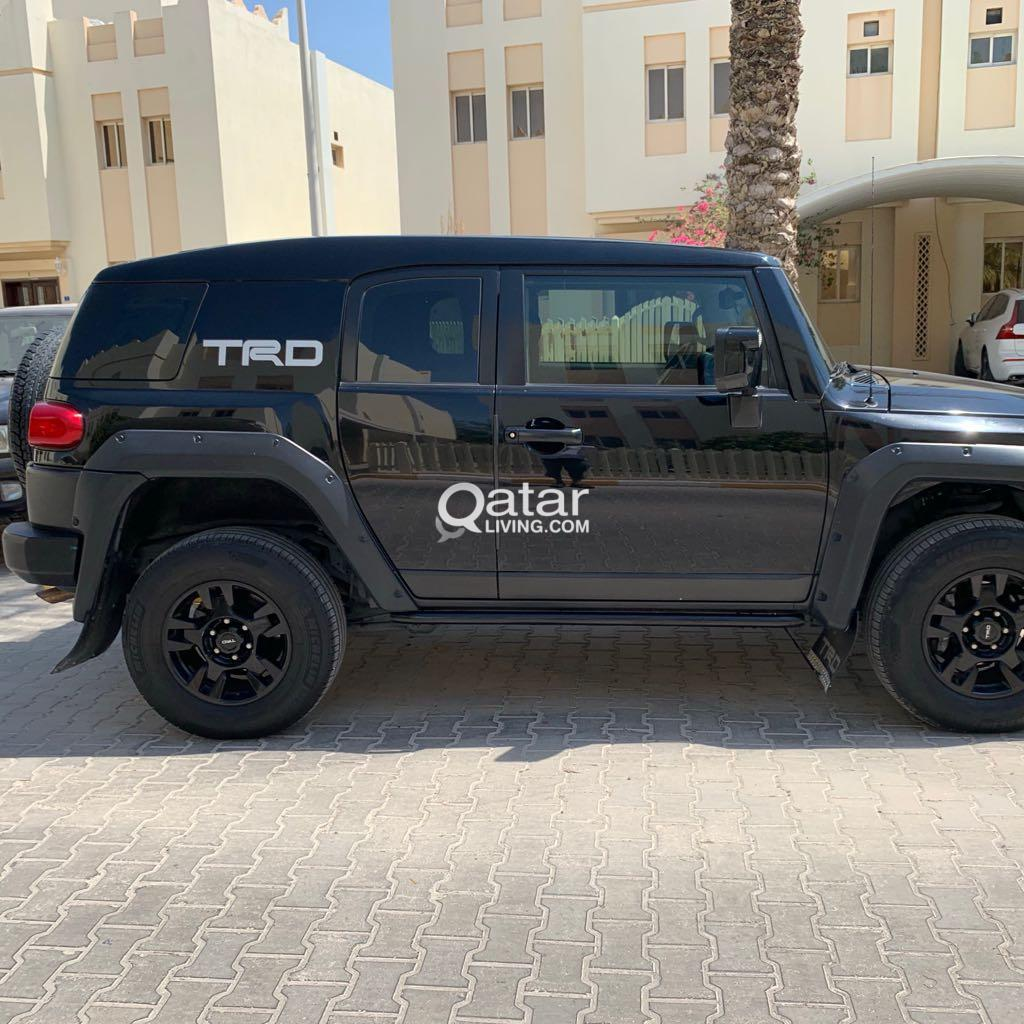 Black FJ Cruiser TRD - Perfect Condition